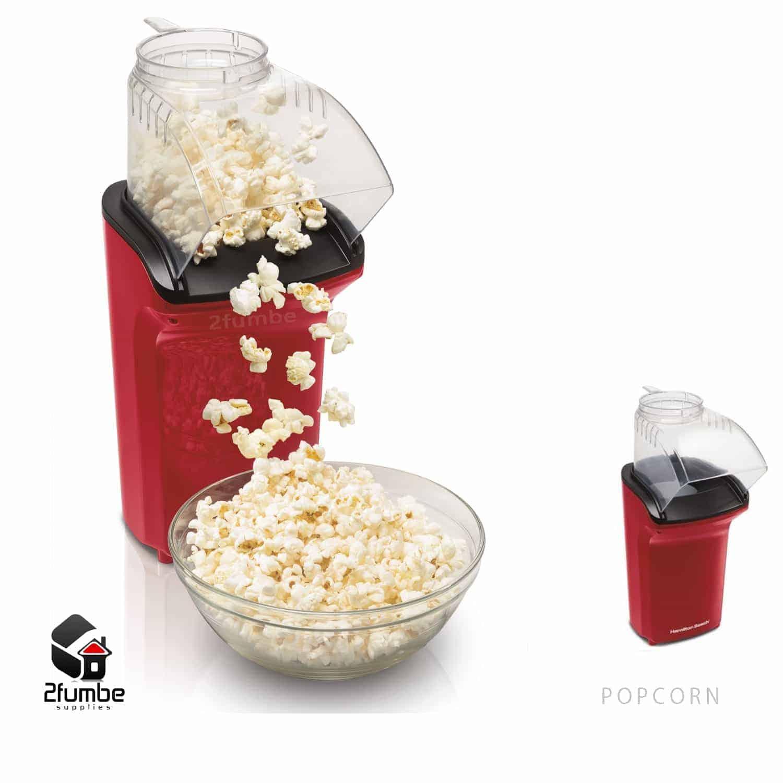Hot Air Popcorn Maker 2fumbe