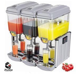 Triple Juice Dispenser